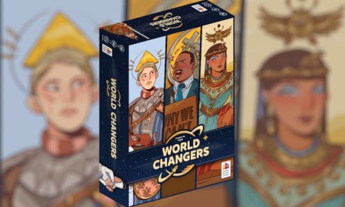 WORLD CHANGERS // in der Spieleschmiede