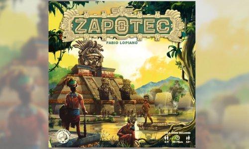 ZAPOTEC // in der Spieleschmiede