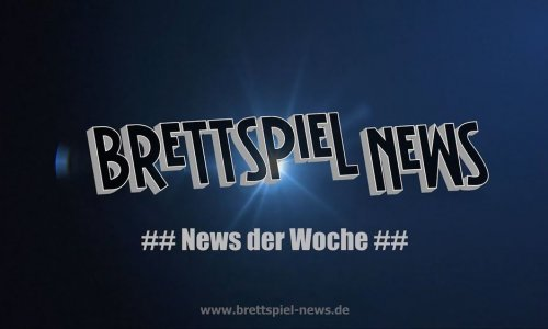 VIDEO // BrettspielNews - KW 33