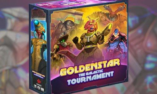 Goldenstar: The Galactic Tournament   Kampagne auf Gamefound startet bald