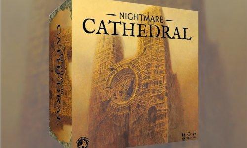 Nightmare Cathedral   Kampagne auf Gamefound angekündigt