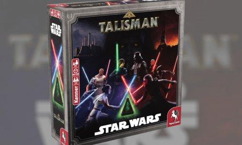 TALISMAN – STAR WARS // Erscheint im Sommer in limitierter Auflage