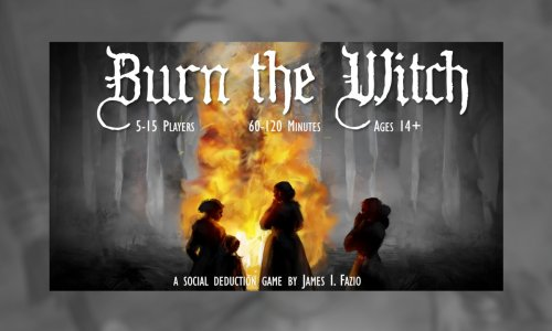 BURN THE WITCH // Für Kickstarter angekündigt