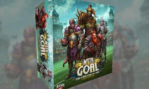 MYTH & GOAL // Fantasy-Footballspiel ab September auf Kickstarter