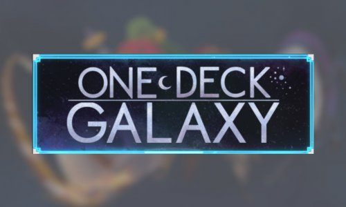 ONE DECK GALAXY // Bald auf Kickstarter