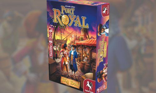 PORT ROYAL BIG BOX // erscheint 2021 bei Pegasus