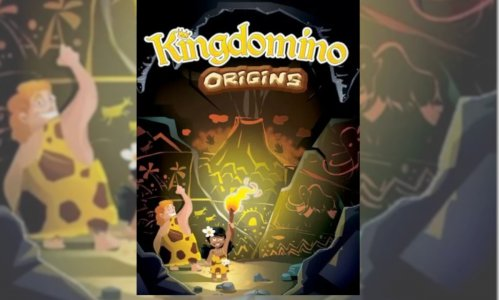 KINGDOMINO ORIGINS // Neue Standalone Version zu KINGDOMINO angekündigt