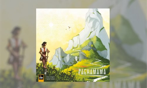 Pachamama   Crowdfunding-Kampagne bei Gamefound angekündigt