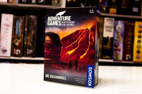 ADVENTURE GAMES // Walkthrough für