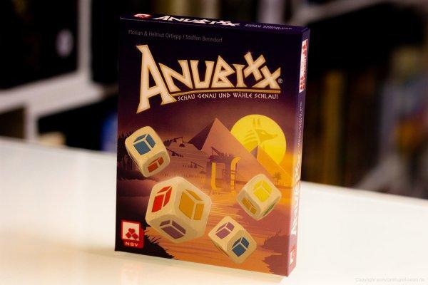 ANUBIXX // Bilder vom Spiel