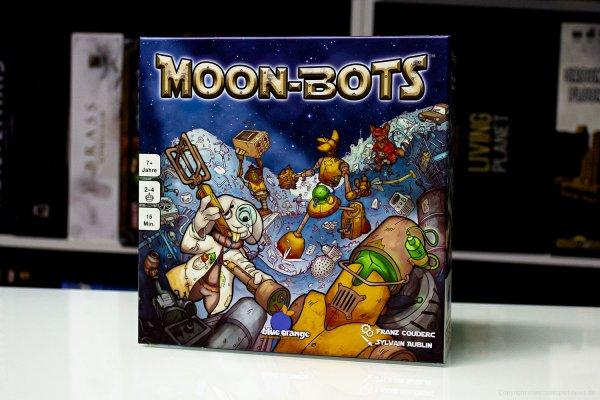 MOON-BOTS // Erste Bilder vom Spiel