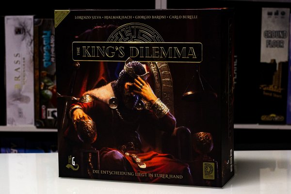 THE KING'S DILEMMA // Bilder vom Spiel