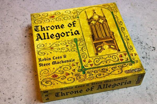 THRONE OF ALLEGORIA // Bilder vom Spiel