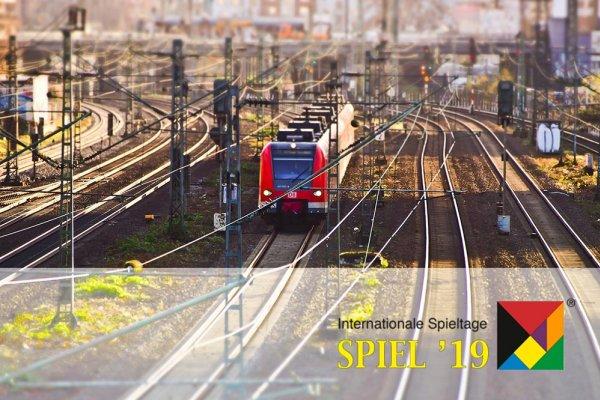 SPIEL '19 // Dieses Jahr kein Chaos bei der Bahn