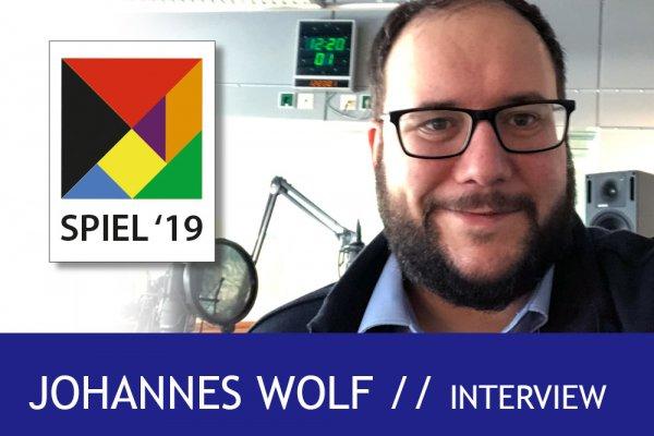 SPIEL'19 // Neuer Marketing-Manager beim Friedhelm Merz Verlag