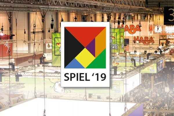 SPIEL'19 // Alle Infos kompakt