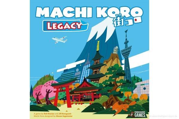 MACHI KORO LEGACY // wieder im Handel